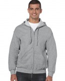 Bluza Heavy Blend Full Zip Hooded Adult GILDAN 18600 - Gildan_18600_15 Sport grey