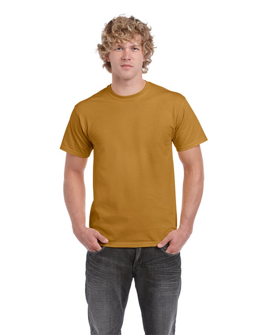 Koszulka Ultra Cotton Adult Gildan 2000 - Gildan_2000_05 - Kolor: Camel