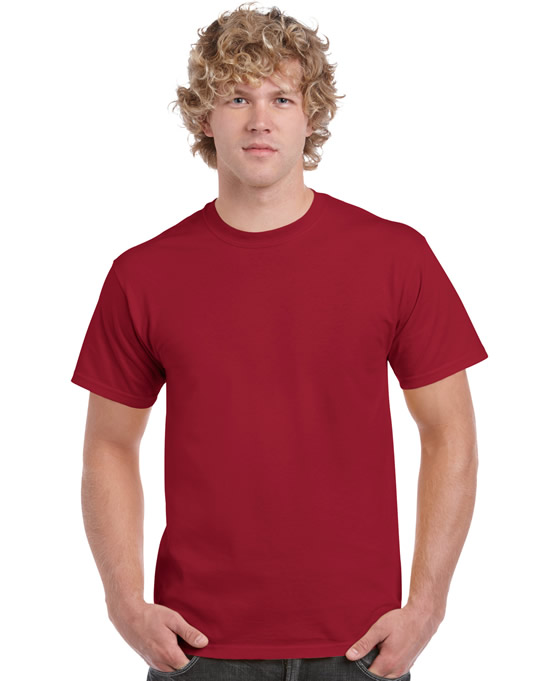 Koszulka Ultra Cotton Adult Gildan 2000 - Gildan_2000_06 - Kolor: Cardinal red