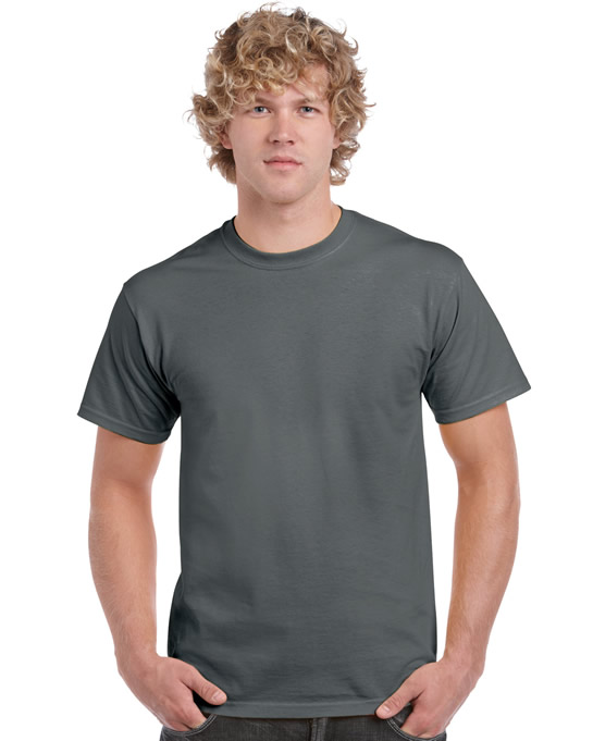 Koszulka Ultra Cotton Adult Gildan 2000 - Gildan_2000_09 - Kolor: Charcoal