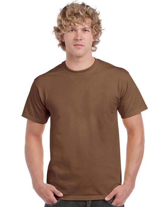 Koszulka Ultra Cotton Adult Gildan 2000 - Gildan_2000_11 - Kolor: Chestnut