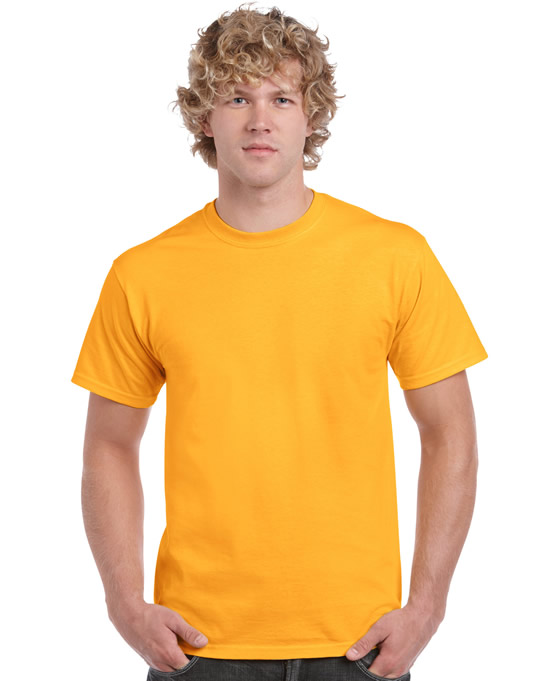 Koszulka Ultra Cotton Adult Gildan 2000 - Gildan_2000_16 - Kolor: Gold
