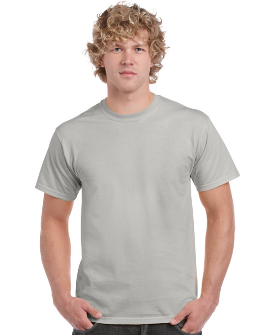 Koszulka Ultra Cotton Adult Gildan 2000 - Gildan_2000_20 - Kolor: Ice grey