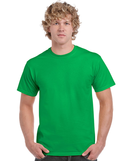 Koszulka Ultra Cotton Adult Gildan 2000 - Gildan_2000_23 - Kolor: Irish green