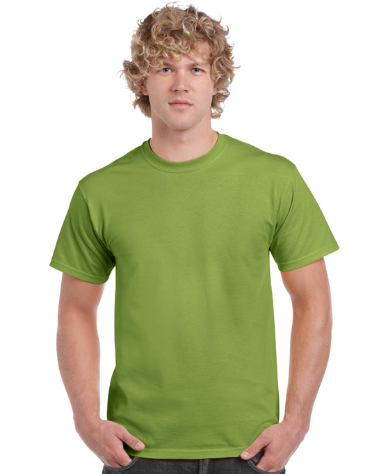 Koszulka Ultra Cotton Adult Gildan 2000 - Gildan_2000_26 - Kolor: Kiwi