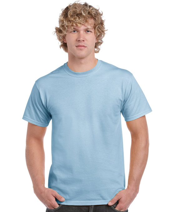 Koszulka Ultra Cotton Adult Gildan 2000 - Gildan_2000_27 - Kolor: Light blue