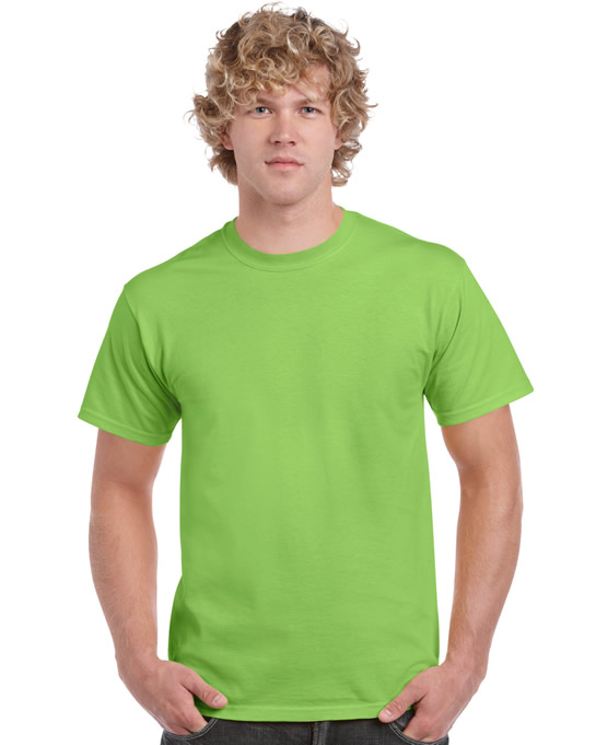 Koszulka Ultra Cotton Adult Gildan 2000 - Gildan_2000_29 - Kolor: Lime