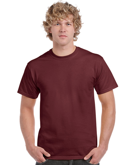 Koszulka Ultra Cotton Adult Gildan 2000 - Gildan_2000_30 - Kolor: Maroon