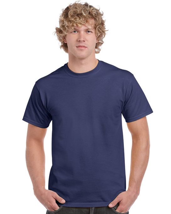 Koszulka Ultra Cotton Adult Gildan 2000 - Gildan_2000_31 - Kolor: Metro blue