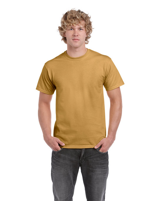 Koszulka Ultra Cotton Adult Gildan 2000 - Gildan_2000_35 - Kolor: Old gold