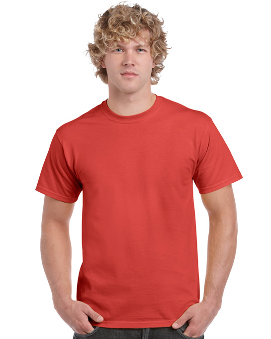 Koszulka Ultra Cotton Adult Gildan 2000 - Gildan_2000_39 - Kolor: Paprika