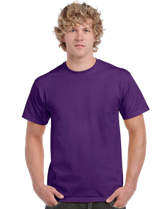 Koszulka Ultra Cotton Adult Gildan 2000 - Gildan_2000_42 - Kolor: Purple