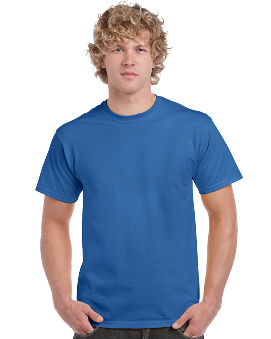 Koszulka Ultra Cotton Adult Gildan 2000 - Gildan_2000_44 - Kolor: Royal blue