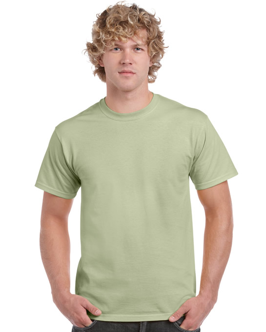 Koszulka Ultra Cotton Adult Gildan 2000 - Gildan_2000_50 - Kolor: Serene green