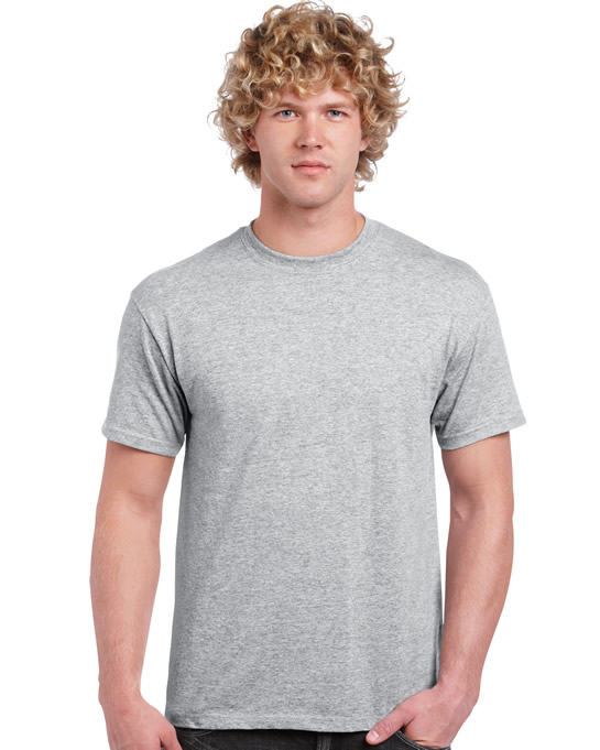 Koszulka Ultra Cotton Adult Gildan 2000 - Gildan_2000_52 - Kolor: Sport grey