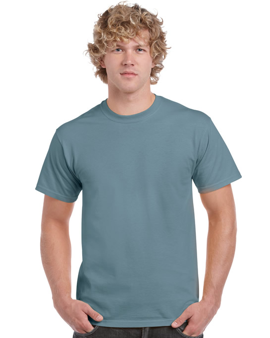 Koszulka Ultra Cotton Adult Gildan 2000 - Gildan_2000_53 - Kolor: Stone blue