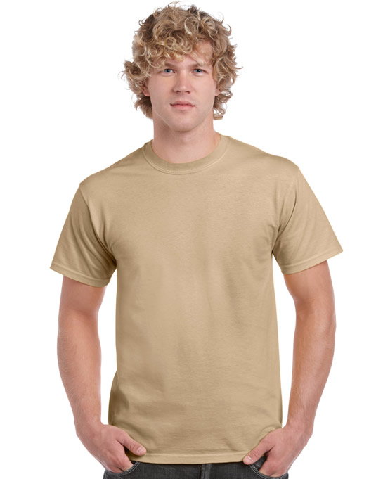 Koszulka Ultra Cotton Adult Gildan 2000 - Gildan_2000_54 - Kolor: Tan