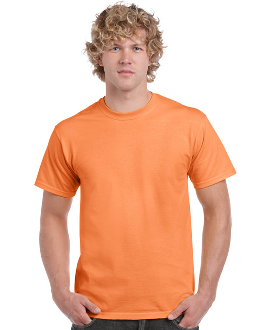 Koszulka Ultra Cotton Adult Gildan 2000 - Gildan_2000_55 - Kolor: Tangarine