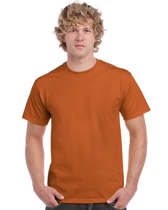 Koszulka Ultra Cotton Adult Gildan 2000 - Gildan_2000_56 - Kolor: Texas orange