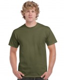 Koszulka Ultra Cotton Adult Gildan 2000 - Gildan_2000_32 Military green