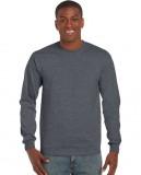 Koszulka Ultra Cotton Long Sleeve Adult GILDAN 2400 - Gildan_2400_07 Dark heather