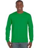 Koszulka Ultra Cotton Long Sleeve Adult GILDAN 2400 - Gildan_2400_10 Irish green