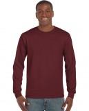 Koszulka Ultra Cotton Long Sleeve Adult GILDAN 2400 - Gildan_2400_14 Maroon