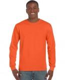 Koszulka Ultra Cotton Long Sleeve Adult GILDAN 2400 - Gildan_2400_16 Orange