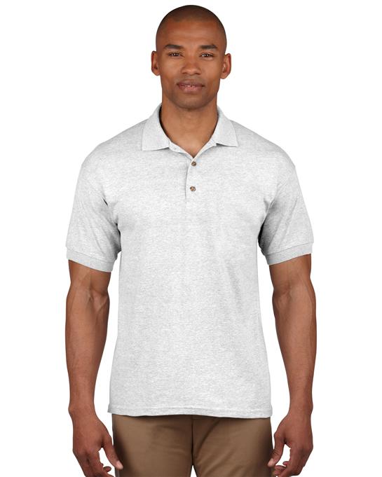 Koszulka Polo Ultra Cotton Adult GILDAN 3800 - Gildan_3800_01 - Kolor: Ash