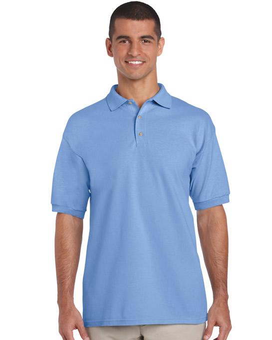 Koszulka Polo Ultra Cotton Adult GILDAN 3800 - Gildan_3800_05 - Kolor: Carolina blue