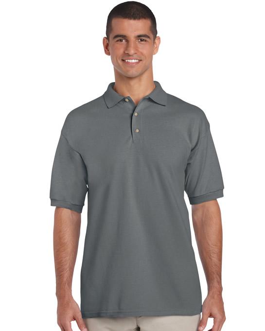 Koszulka Polo Ultra Cotton Adult GILDAN 3800 - Gildan_3800_06 - Kolor: Charcoal