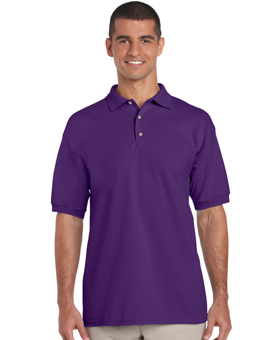 Koszulka Polo Ultra Cotton Adult GILDAN 3800 - Gildan_3800_15 - Kolor: Purple