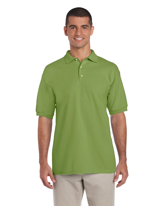 Koszulka Polo Ultra Cotton Adult GILDAN 3800 - Gildan_3800_24 - Kolor: Kiwi