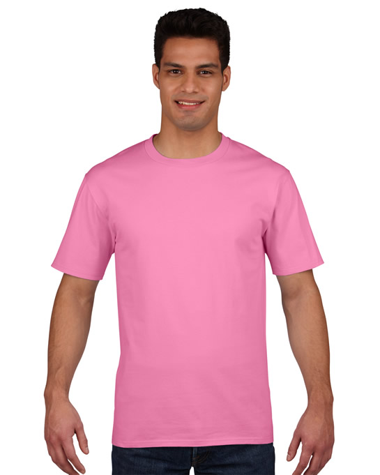 Koszulka Premium Cotton Adult GILDAN 4100 - Gildan_4100_01 - Kolor: Azalea
