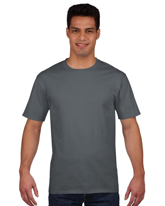 Koszulka Premium Cotton Adult GILDAN 4100 - Gildan_4100_03 - Kolor: Charcoal