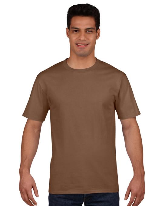 Koszulka Premium Cotton Adult GILDAN 4100 - Gildan_4100_04 - Kolor: Chestnut