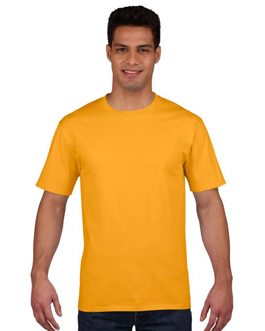 Koszulka Premium Cotton Adult GILDAN 4100 - Gildan_4100_08 - Kolor: Gold