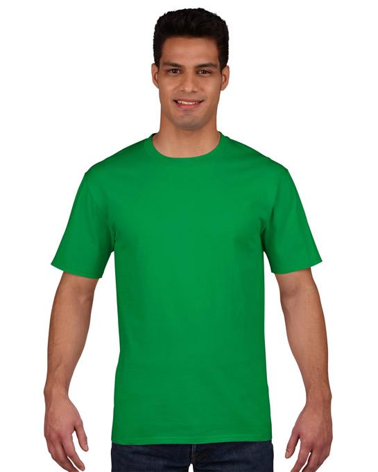 Koszulka Premium Cotton Adult GILDAN 4100 - Gildan_4100_10 - Kolor: Irish green