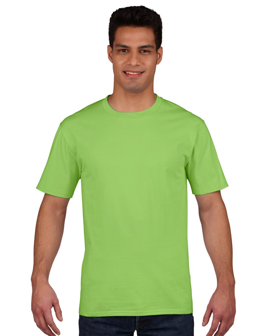Koszulka Premium Cotton Adult GILDAN 4100 - Gildan_4100_12 - Kolor: Lime