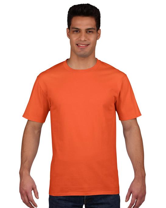 Koszulka Premium Cotton Adult GILDAN 4100 - Gildan_4100_15 - Kolor: Orange
