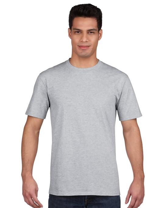 Koszulka Premium Cotton Adult GILDAN 4100 - Gildan_4100_19 - Kolor: Sport grey