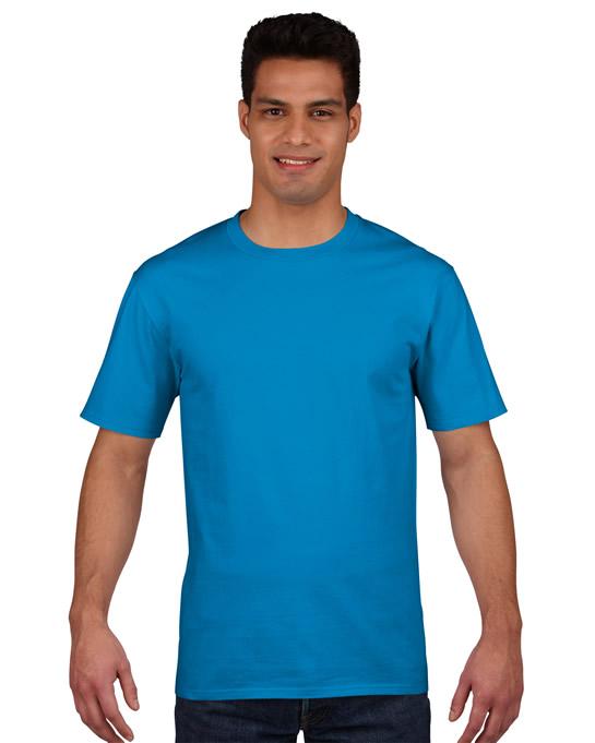 Koszulka Premium Cotton Adult GILDAN 4100 - Gildan_4100_20 - Kolor: Sapphire