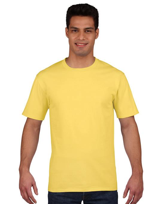 Koszulka Premium Cotton Adult GILDAN 4100 - Gildan_4100_05 - Kolor: Cornsilk