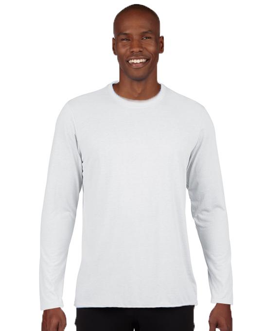 Koszulka Performance Long Sleeve Adult GILDAN 42400 - Gildan_42400_06 - Kolor: White