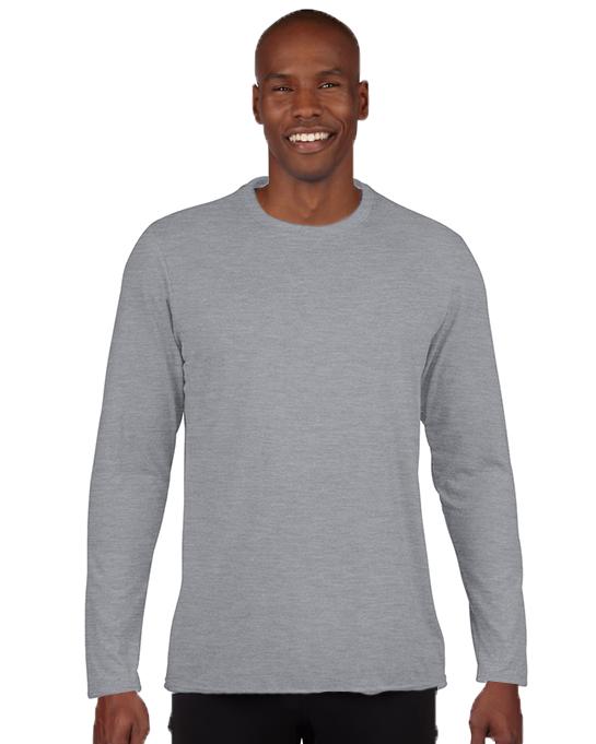 Koszulka Performance Long Sleeve Adult GILDAN 42400 - Gildan_42400_05 - Kolor: Sport grey