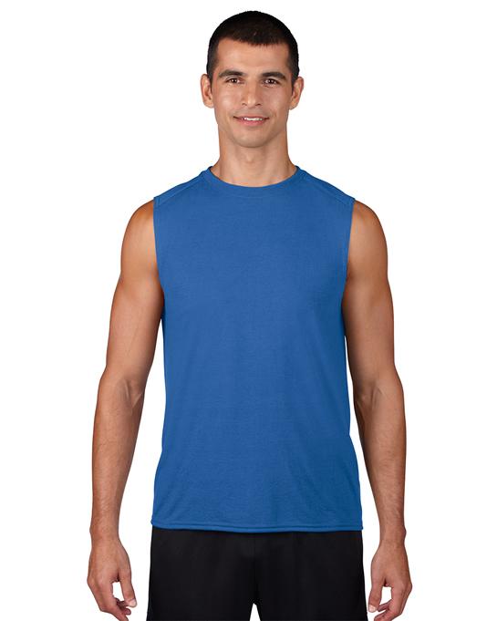 Koszulka Performence Sleeveless Adult GILDAN 42700 - Gildan_42700_01 - Kolor: Royal blue
