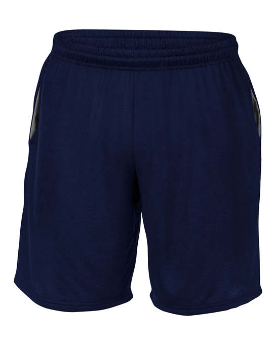 Spodenki Performance Adult  GILDAN 44S30 - Gildan_44s30_04 - Kolor: Navy