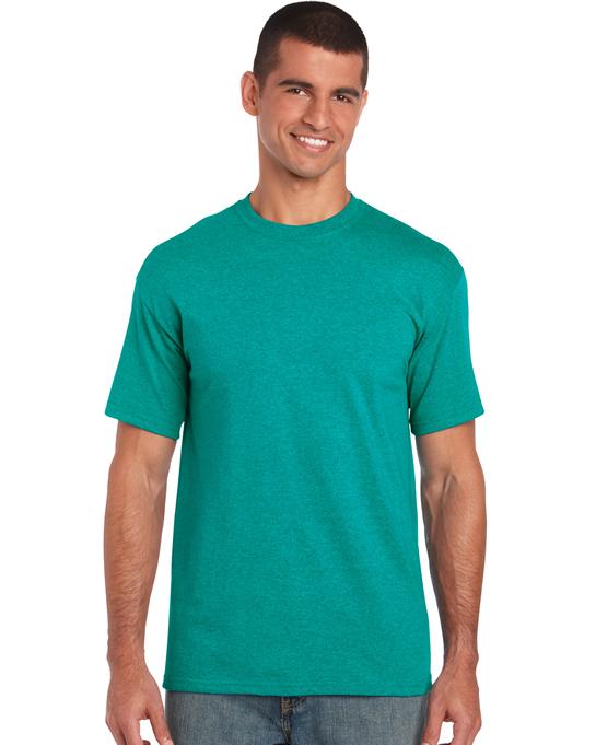 Koszulka Heavy Cotton Adult GILDAN 5000 - Gildan_5000_04 - Kolor: Antique orange