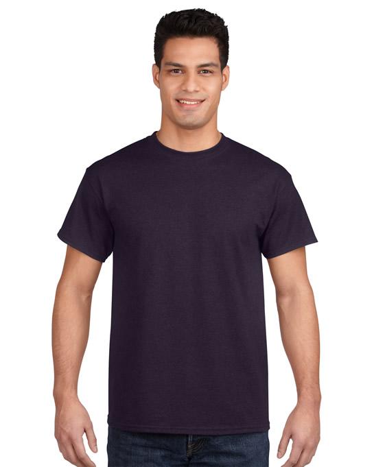 Koszulka Heavy Cotton Adult GILDAN 5000 - Gildan_5000_09 - Kolor: Blackberry
