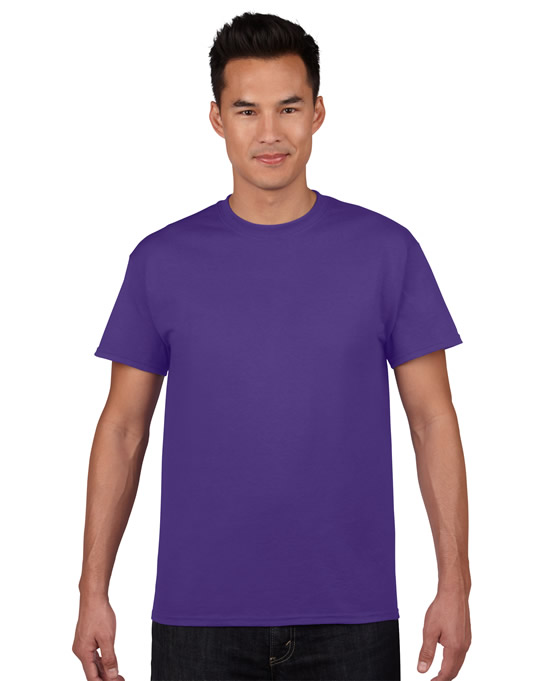 Koszulka Heavy Cotton Adult GILDAN 5000 - Gildan_5000_23 - Kolor: Lilac